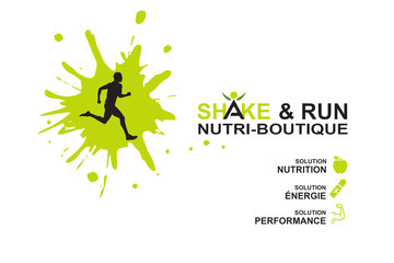 Shake N Run Nutri-Boutique à Laval