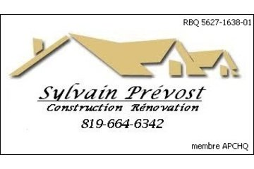 Sylvain Prevost Construction Rénovation