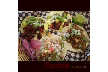La Casita Tacos in Vancouver: Best tacos in Vancouver. Probably. West End on Robson and Denman Street