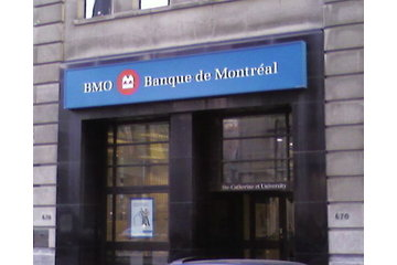 BMO Banque De Montréal à Montréal