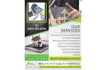 Mortgage rates Calgary   Deane Thomas Advance Mortgage and Lending Solutions