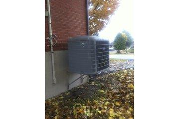 Système De Chauffage R Ledoux Inc in Laval: Thermopompe à Laval