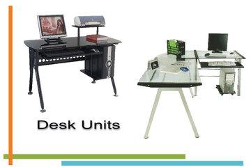 Techno Office Furnishings Ltd in Richmond: Desk Units