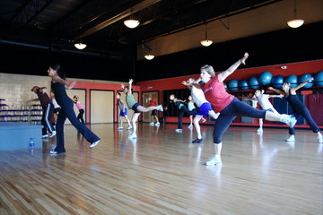 Club Phoenix in Victoria: Group Fitness Studio