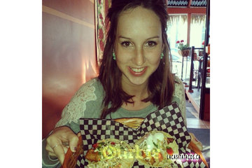 """La Casita Tacos in Vancouver: Finally got to cross off """"try a fish taco"""" from my list of things to do in Vancouver BC"""