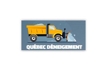 Québec Déneigement | Toitures, Entrées, Stationnements