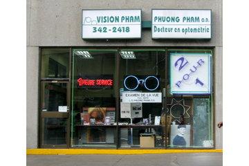 Vision Pham à Montréal