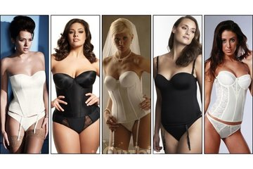 Venus Lingerie in Laval: Bustiers is for all occasions in all styles and sizes