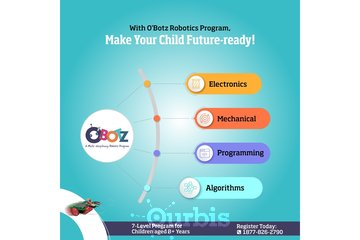 O'Botz - Robotics Program for Kids in Ottawa