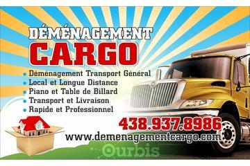 Déménagement Cargo Montreal