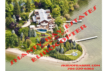 Barrie Aerial Photography - Skies Of Barrie in Barrie: Real Estate and Corporate Pics - Our Specialty!