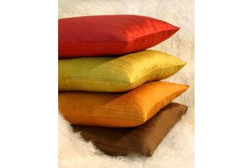Pillow Decor Ltd in Vancouver: Silk Pillows