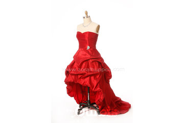 Zora L'Huppée robe de bal et robe de mariée Québec à Québec: Robe de bal