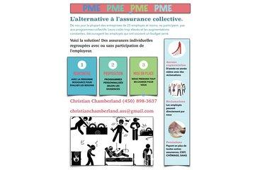 Assurance Christian Chamberland in Repentigny,