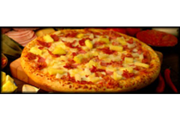 Skyport Coffee in Etobicoke: Hawaiian Pizza