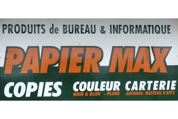 Papier Max in Sainte-Julie