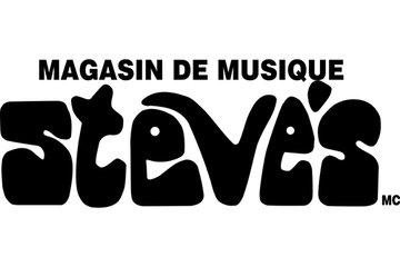 Magasin de musique Steve's - Rive Sud