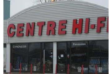 Centre Hi-Fi à Saint-Hubert