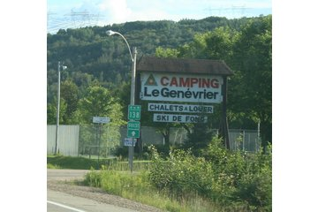 Camping Le Genévrier in Baie-Saint-Paul
