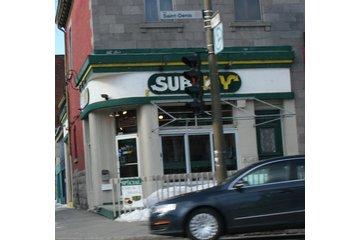 Subway Sous-Marins Et Salades St-Denis à Montréal
