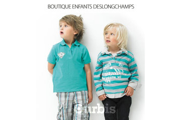 Boutique Enfants Deslongchamps in Outremont