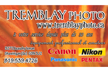 Tremblay Photographie Inc in Shawinigan