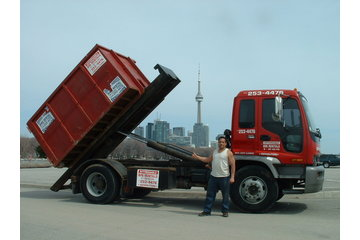 MISSISSAUGA BIN RENTAL 905 822 5153 in Etobicoke: BIN RENTAL FROM 8 TO 20 CUBIC YARD  OWNER OPERATOR WILL BEAT ANY RATE