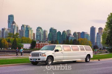 Limo Service Vancouver in Vancouver: wedding limo