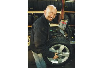 Country Tire in Abbotsford: Hard at work