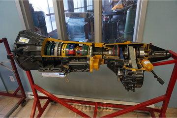 Transmission MM à Québec: maquette d'une transmission automatique à québec