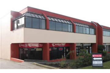 Integra Tire & Auto Centre in North Vancouver: The front of our shop