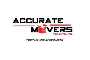 Accurate Movers Toronto Ltd in Etobicoke