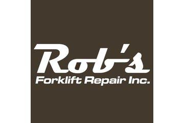 Rob's Forklift Repair Inc