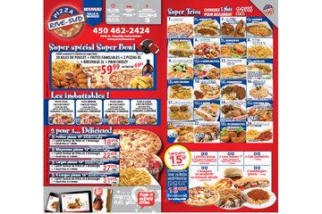 Pizza-Rivesud à Saint-Hubert