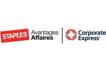 Corporate Express à Boucherville: logo
