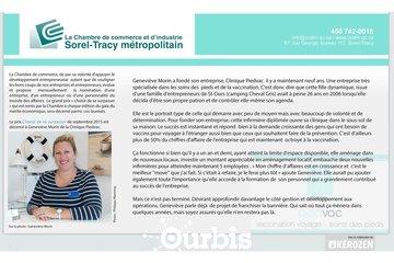 Clinique Vaccination Voyage Piedvac à Sorel-Tracy