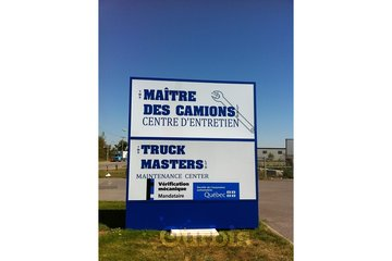 TMS Maître des camions ltée - TMS Truckmasters ltd Saint-Laurent