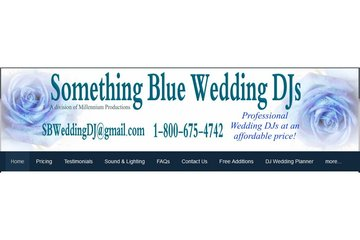 Something Blue Wedding DJs