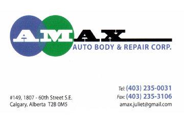 Amax Auto Body & Repair Corp