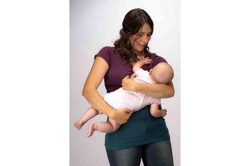 Vêtements d'allaitement Momzelle à Montréal: Bandeau d'allaitement de Momzelle (20$)