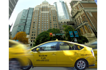 Yellow Cab Vancouver in Vancouver: Vancouver Taxi