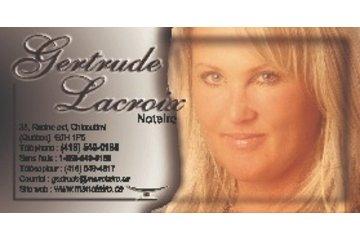 Gertrude Lacroix Notaire in Chicoutimi