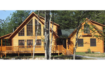 Fall River Log Homes