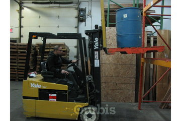 Société de Formation Industrielle de L'Estrie Inc à Granby: Formation chariot élévateur