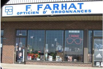 Lunetterie F Farhat Inc à Laval