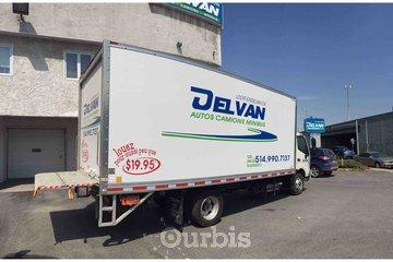 Delvan Longueuil Location auto / camion à Longueuil: Location camion Longueuil