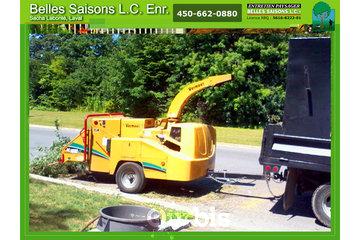 Belles Saisons L C Enr à Laval: entretien-nettoyage-arbre-gazon-tonte-laval