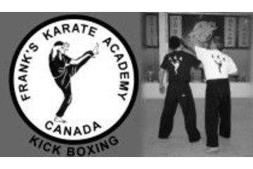 Frank's Karate & Kick Boxing in Waterdown