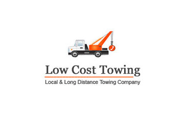 Low Cost Towing Inc in Surrey: Logo