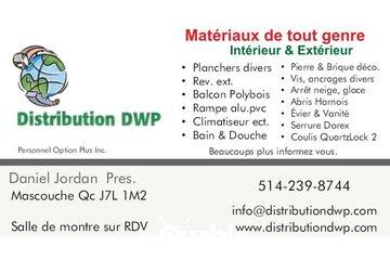Distribution DWP